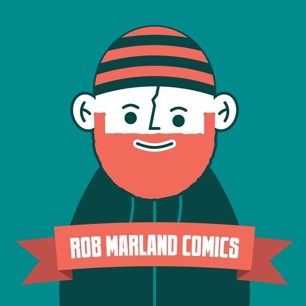 Rob Marland Comics
