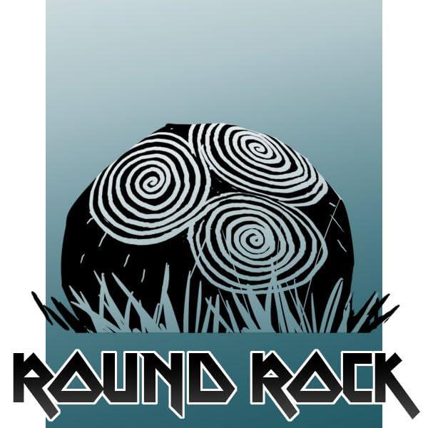 ROUND ROCK comics