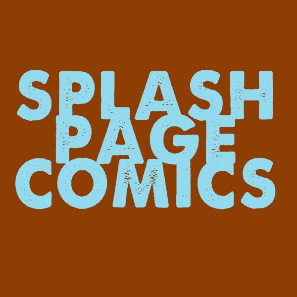 Splash Page Comics