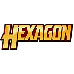 Hexagon Comics