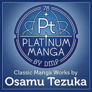 Platinum Manga By DMP – Classic Manga Works by Osamu Tezuka