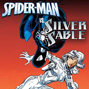 Spider-Man vs. Silver Sable