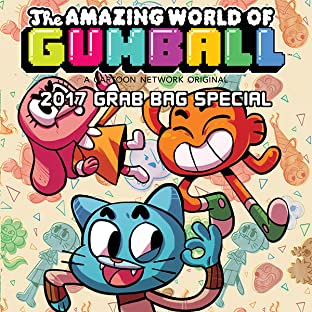 The Amazing World of Gumball 2017 Grab Bag
