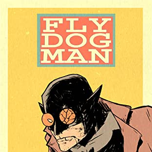 Flying-Dog Man