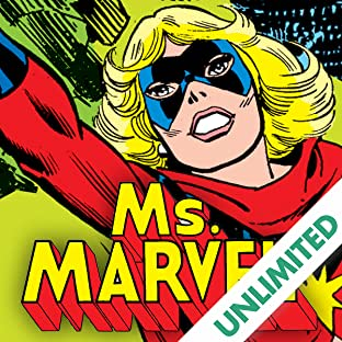 Ms. Marvel (1977-1979)