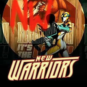 New Warriors (2007-2009)