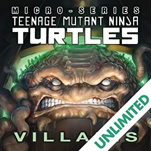 Teenage Mutant Ninja Turtles: Villains Micro-Series
