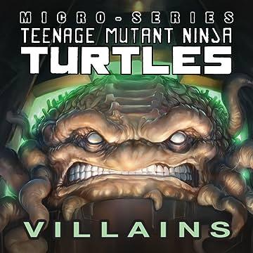 Teenage Mutant Ninja Turtles: Villains Micro-Series