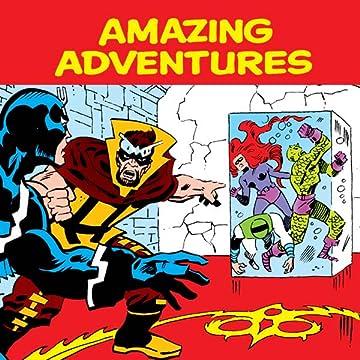 Amazing Adventures (1970-1976)