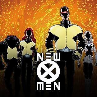 New X-Men (2001-2004)