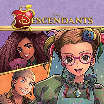 Disney Manga: Descendants
