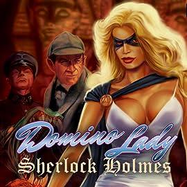Domino Lady & Sherlock Holmes