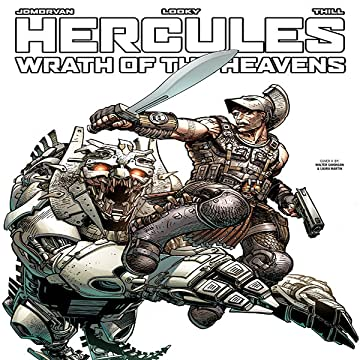 Hercules: The Wrath of the Heavens