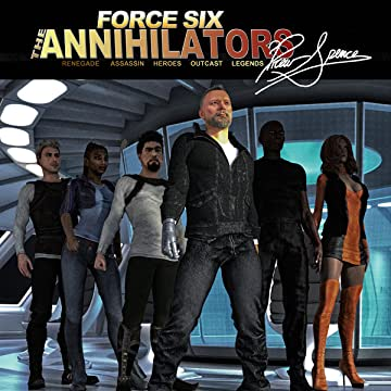 Force Six, The Annihilators The Destruction of Redder Coltrane