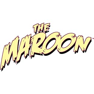 The Maroon, Vol. 1: The Cursed Shadow