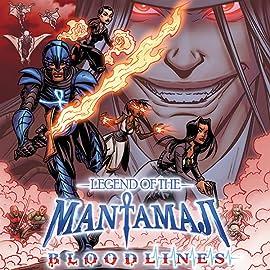 Legend of the Mantamaji, Vol. 2: Bloodlines