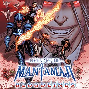 Legend of the Mantamaji: Bloodlines