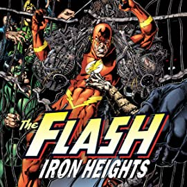 The Flash: Iron Heights (2001)