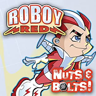 Roboy Red: Nuts & Bolts