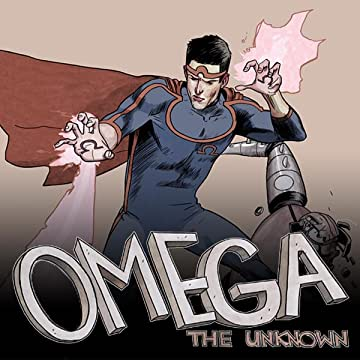 Omega: The Unknown (2007-2008)