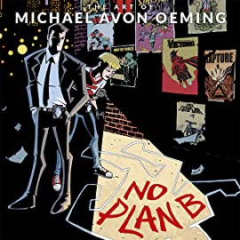 The Art of Michael Avon Oeming