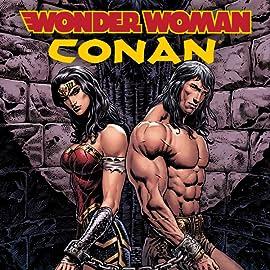 Wonder Woman/Conan (2017-2018)
