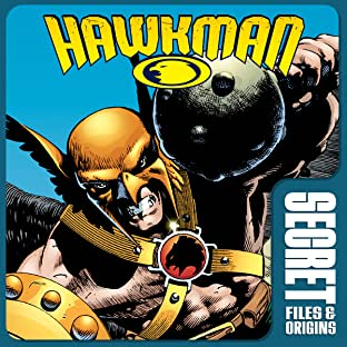 Hawkman: Secret Files and Origins (2002)