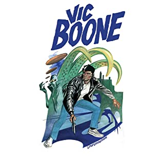 Vic Boone, Tome 1: Malfunction Murder