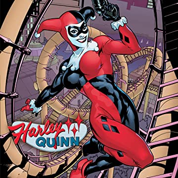 Harley Quinn (2000-2004) Digital Comics - Comics by comiXology  Web UK 721e72cc0e