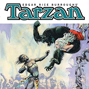 Edgar Rice Burrough's Tarzan