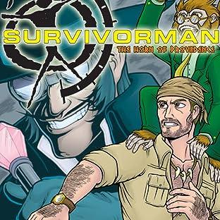 Les Stroud's: Survivorman: The Horn of Providence