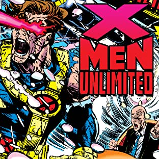 X-Men Unlimited (1993-2003)