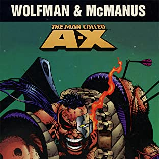 The Man Called A-X, Vol. 1: Beginnings