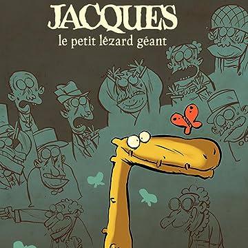 Jacques le petit lézard géant