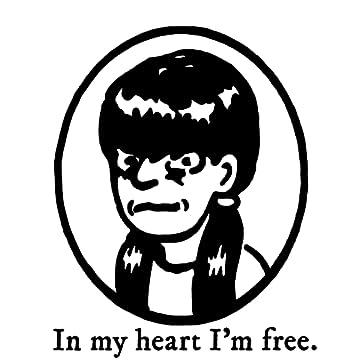 Oscarina...: Oscarina: In my heart I'm free
