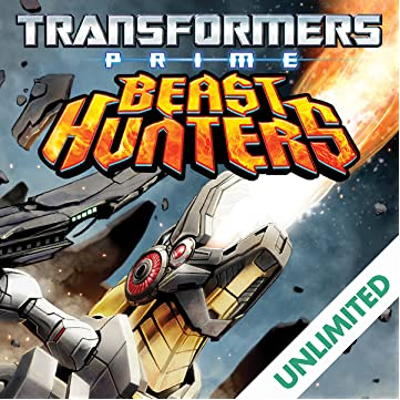 Transformers: Prime - Beast Hunters