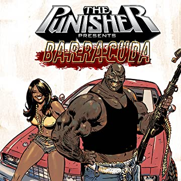 Punisher Presents: Barracuda Max
