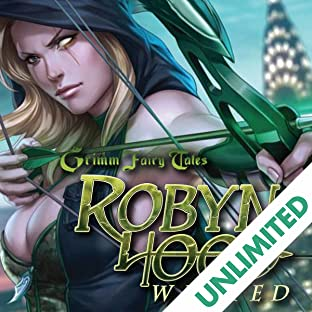 Robyn Hood, Vol. 2: Wanted