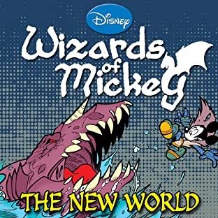 Wizards of Mickey - The New World