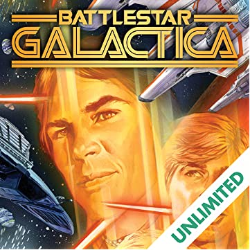 Classic Battlestar Galactica