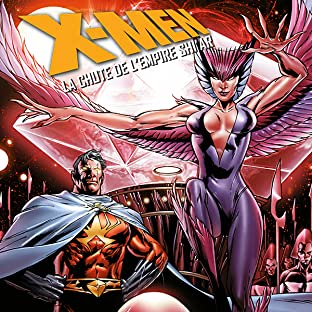 X-Men: La chute de l'Empire Shi'Ar