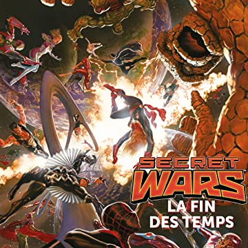 Secret Wars: La fin des temps