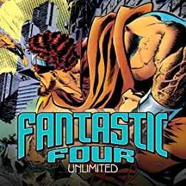 Fantastic Four Unlimited (1993-1995)
