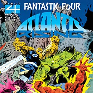 Fantastic Four: Atlantis Rising (1995)