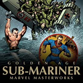 Sub-Mariner Comics (1941-1949)