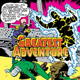 My Greatest Adventure (1955-1964)