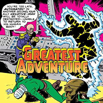 My Greatest Adventure (1955-1964)