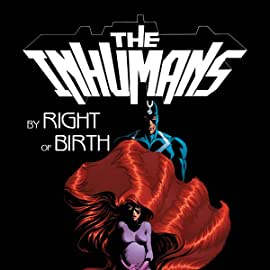 Inhumans: Right of Birth