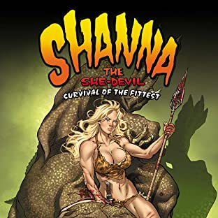Shanna, The She-Devil: Survival of the Fittest (2007)