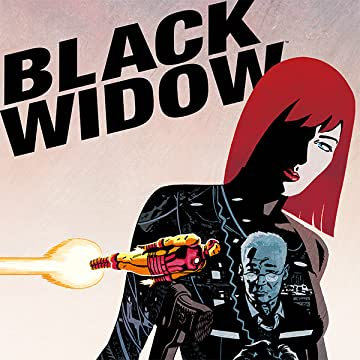 Black Widow (2016-2017)